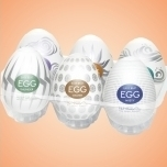 TENGA Egg hard boiled 6-Pack