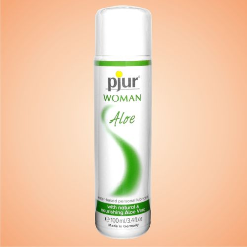 pjur WOMAN ALOE 100 ml